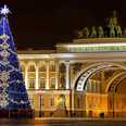 New Year's 2020 in St. Petersburg