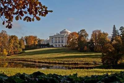 Tour to Pavlovsk, Tsar Pauls stronghold