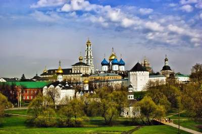 Tour to Sergiev Posad with transport