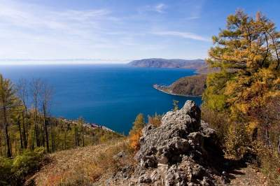 One day tour to Baikal