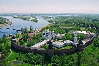 Day trip to Novgorod - the ancient capital of Russia