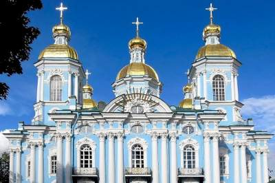Cathedrals of St. Petersburg  Tour with transport