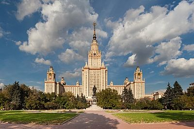 Major Moscow City Highlights