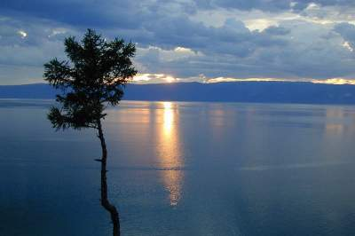 Lake Baikal and Olkhon Island