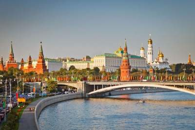 CRUISE: MOSCOW - ST. PETERSBURG