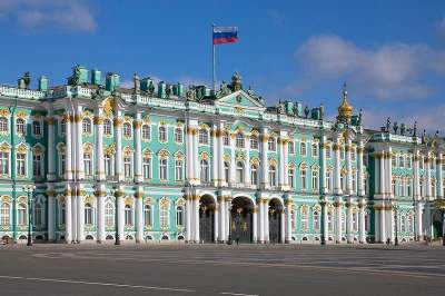St. Petersburg - Moscow 5-star cruise by Vodohod
