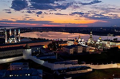 Moscow - Astrakhan 4-star cruise by Vodohod