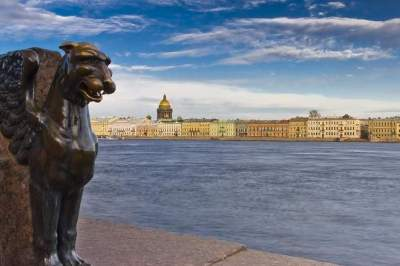 Group Tour St. Petersburg Break by Intourist