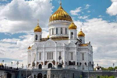 Group Tour Moscow Break by Intourist