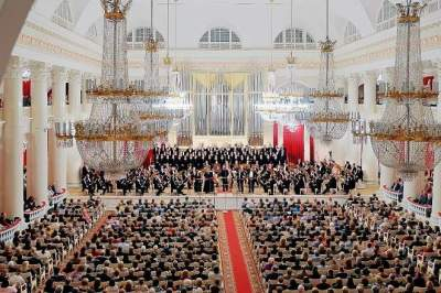 Russian Ballet, Opera and Classical Music Package - St. Petersburg