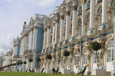 Major City Highlights & Catherine Palace