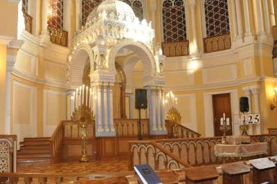 Jewish Heritage of St. Petersburg Tour Package