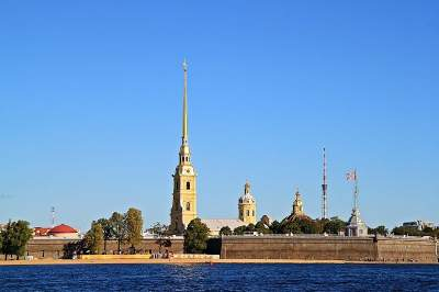 St. Petersburg - Moscow cruise by a 4-star ship