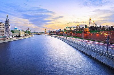 Moscow - St. Petersburg Cruise 5-star cruise by Vodohod (long)