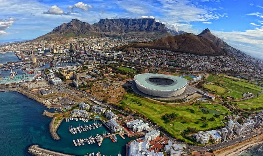 Russia And Republic Of South Africa Signed The Bilateral Agreement