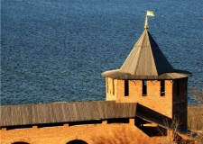 Moscow - Volgograd 3-star cruise by Orthodox