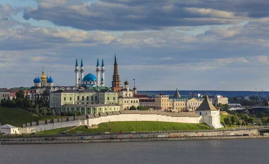Best cities to visit in Russia - Kazan