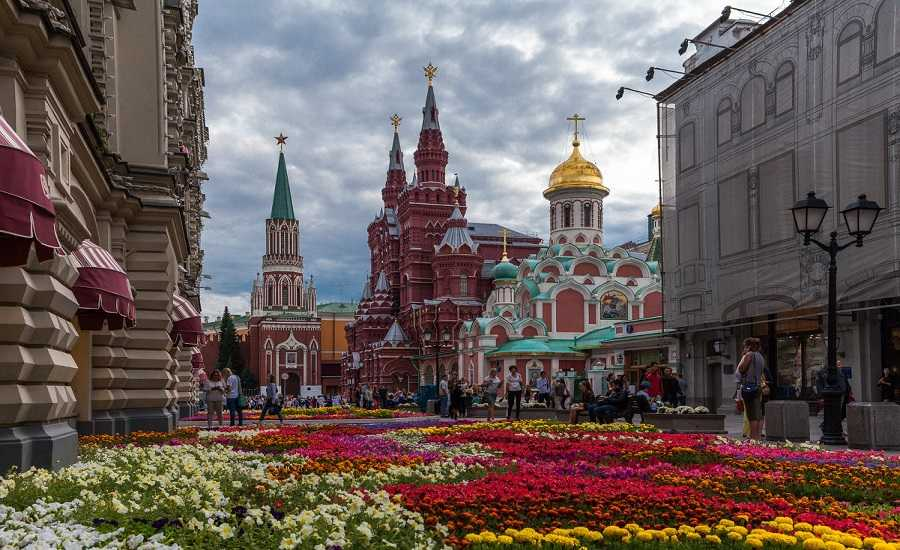 Best time to visit Russia - Summer
