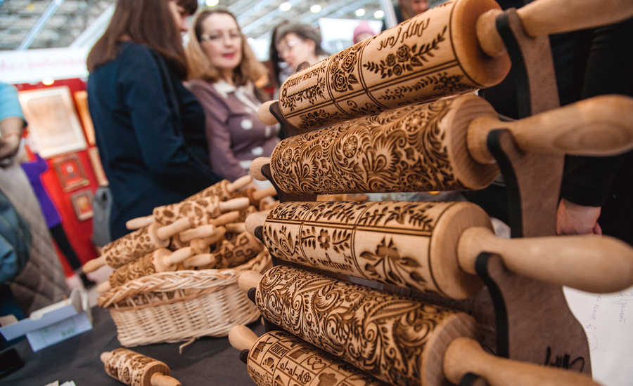 Handicraft Formula Fair at Sokolniki