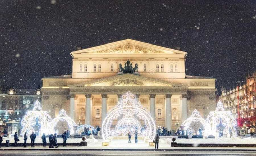 Winter Activities in Moscow - Theaters