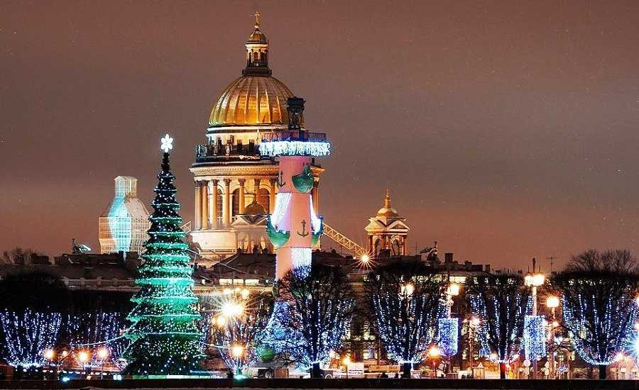 Winter Activities in St.Petersburg