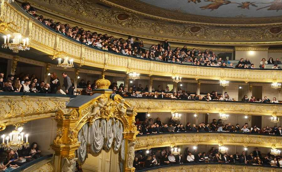 Winter Activities in St.Petersburg - Theater