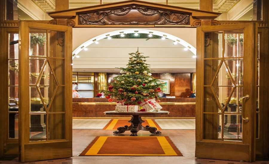 How to Celebrate the New Year in Style in St. Petersburg-luxury hotels