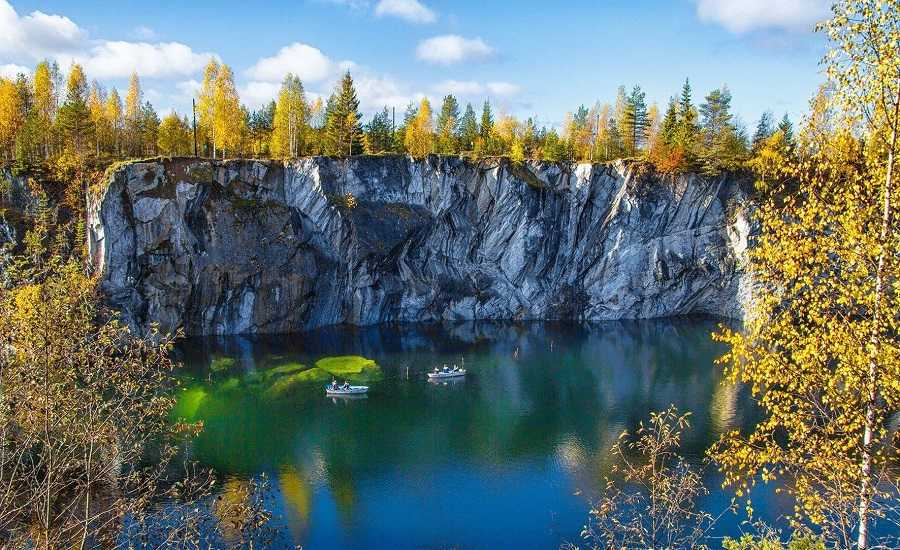 Karelia - one of the best places to visit in Russia