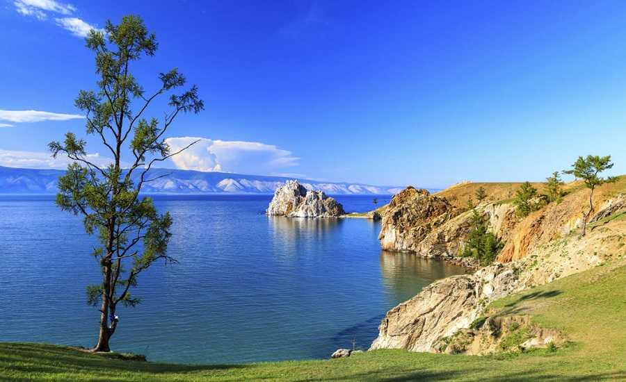 Lake Baikal - one of the best places to visit in Russia