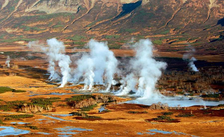Kamchatka, Valley of Geysers