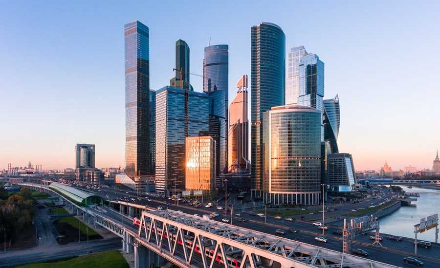 10 Largest Cities in Russia - Moscow