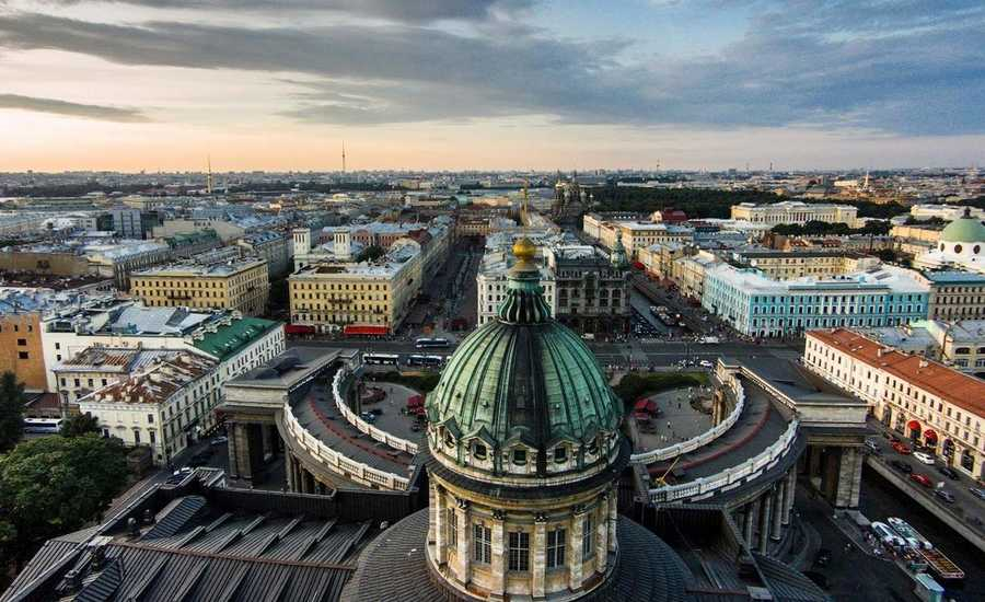 10 Largest Cities in Russia - St. Petersburg