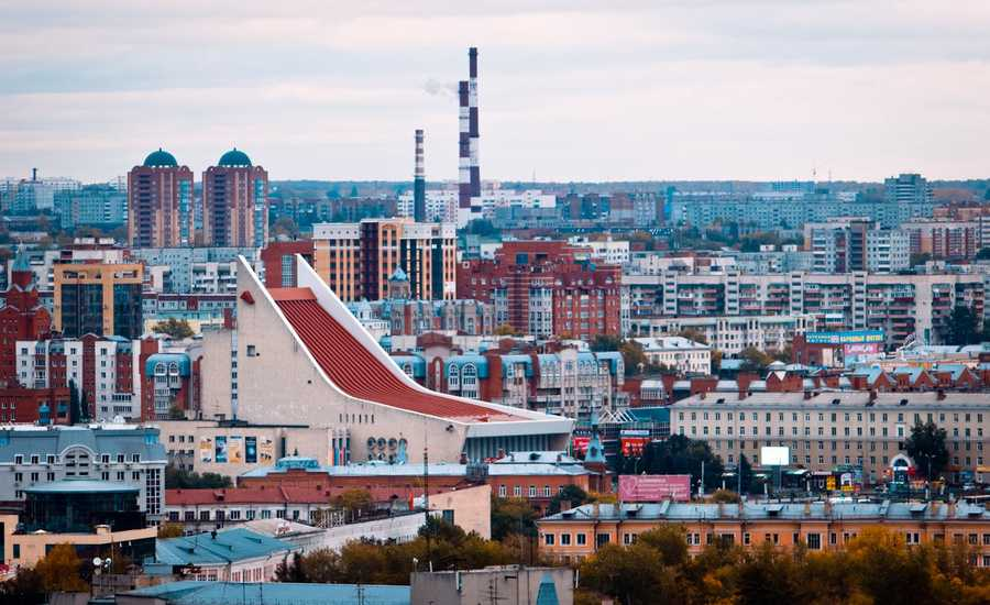 10 Largest Cities in Russia - Omsk
