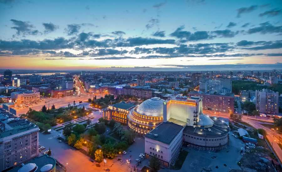 10 Largest Cities in Russia - Novosibirsk