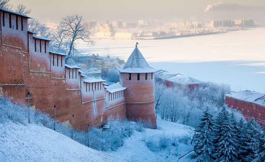 10 Largest Cities in Russia - Nizhny Novgorod
