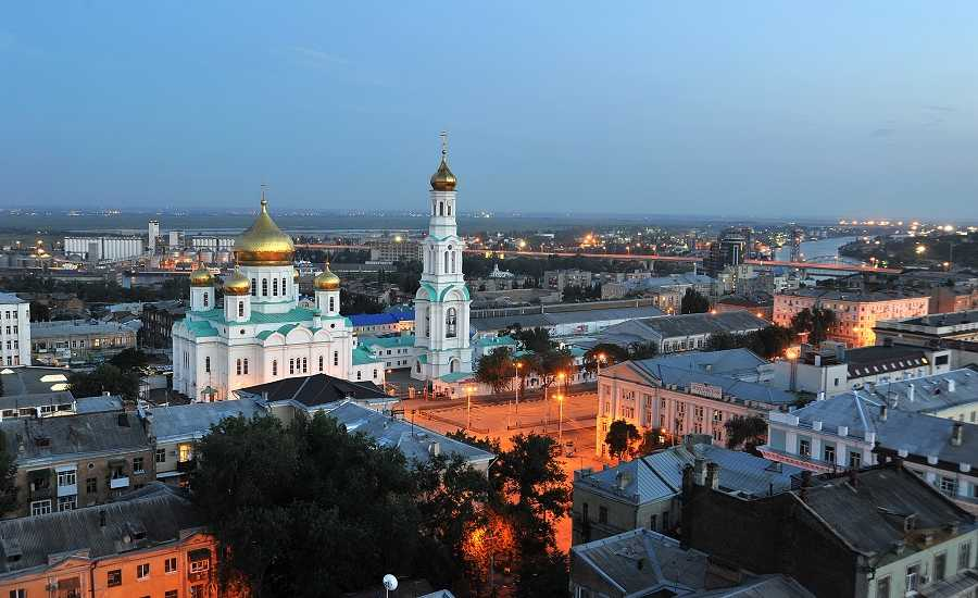 10 Largest Cities in Russia - Rostov-on-Don