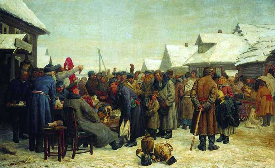 Alexander II and the Abolition of Serfdom