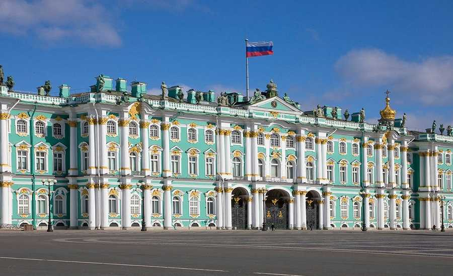5 Russian Palaces Not to Miss - WP