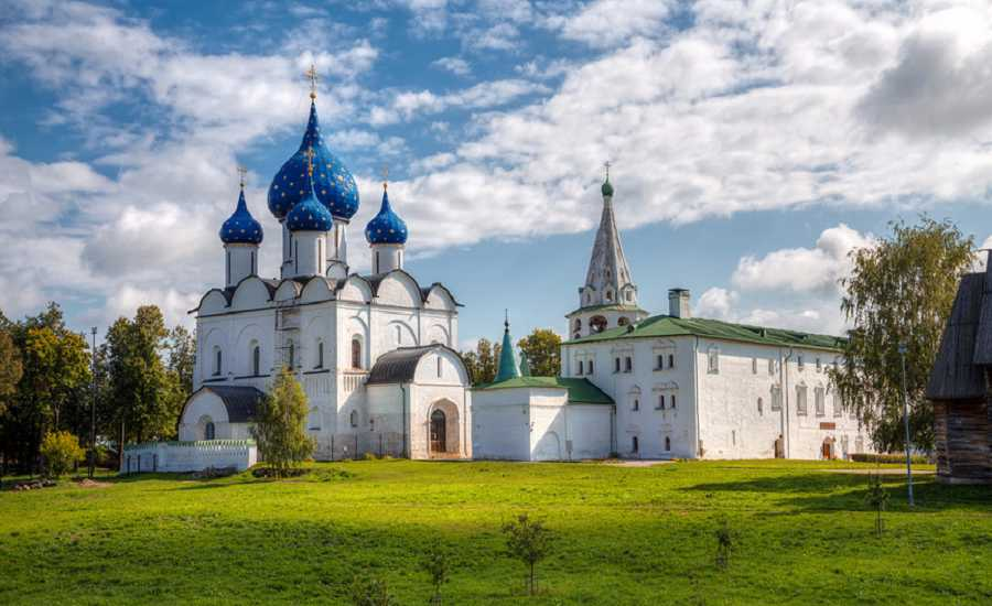 CENTRAL FEDERAL DISTRICT-Suzdal