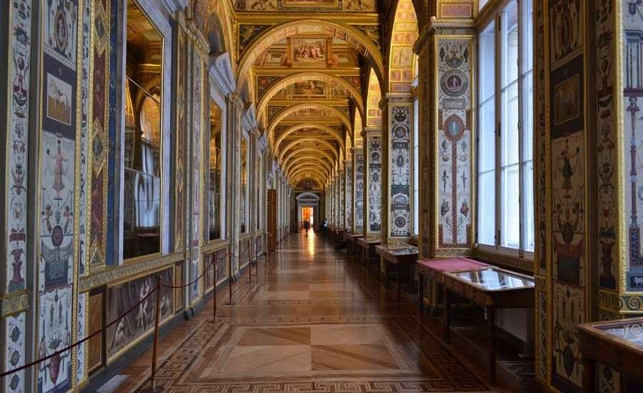 The Raphael Loggias at the Hermitage