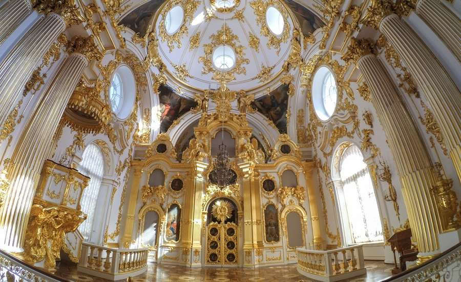 Grand Church of the Winter Palace
