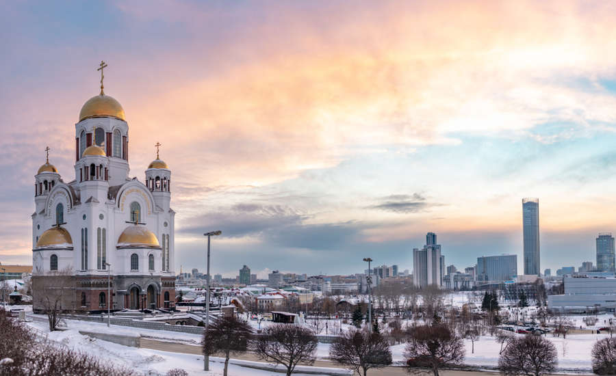 Top sights worth seeing in Yekaterinburg