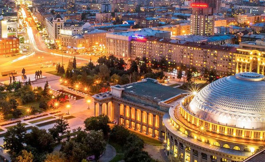 The sights worth seeing in Novosibirsk