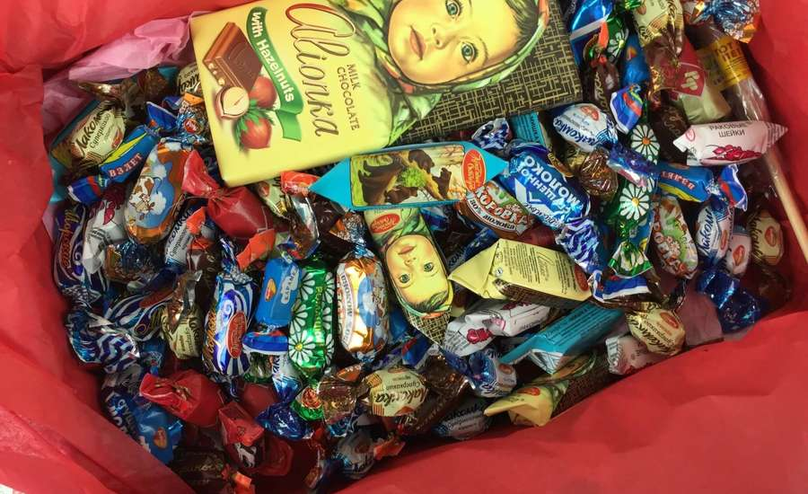 Russian Candy and Confectionary: Sumptuous Sweets and Divine Delicacies in Russia