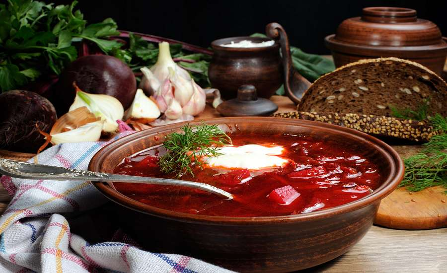 Borsch: A Definitive History and a Russian Recipe
