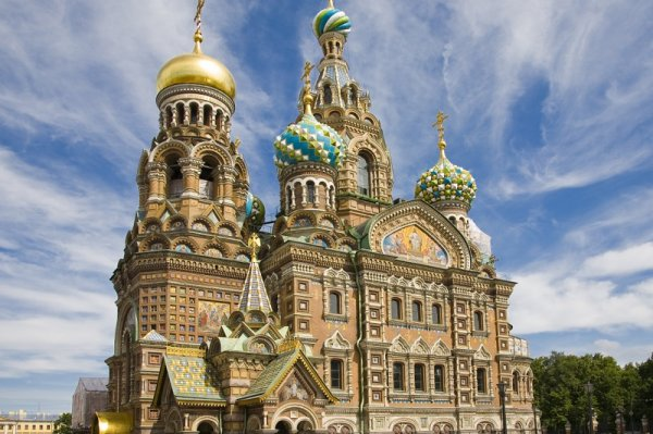 Cathedral of the Saviour on the Spilled Blood