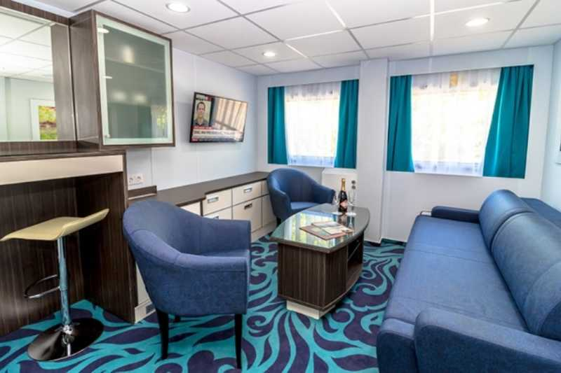 Suite on MS Nizhny Novgorod