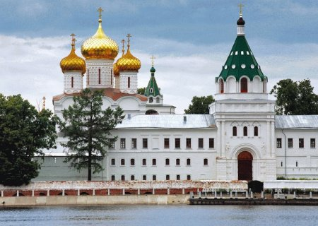 The Ipatiev Monastery, Kostroma, Russia