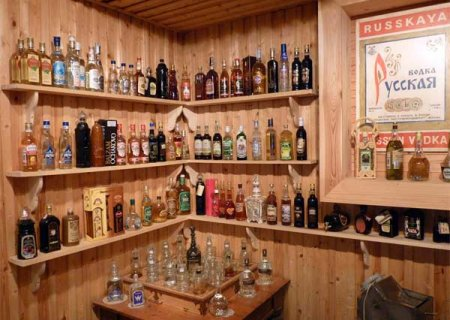 The Vodka Museum, Mandrogui, Russia