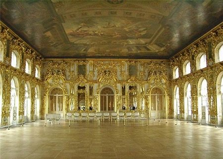 The Catherine´s Palace, Russia